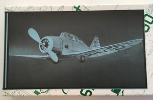 "GAR Seversky P-35 Pursuit - 22"" Span"