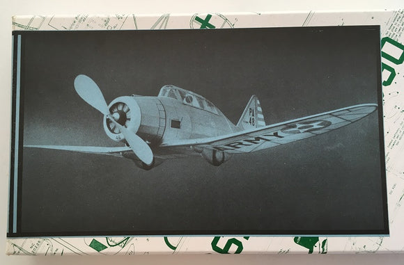 GAR Seversky P-35 Pursuit - 22