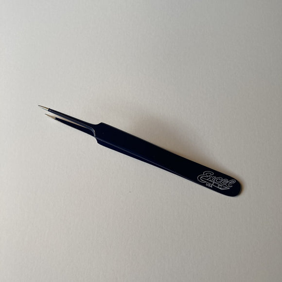 Excel Straight Point Tweezers