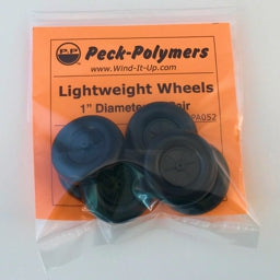 Peck Lightweight Wheels - 1""