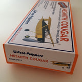 Peanut Scale Nesmith Cougar Model Kit