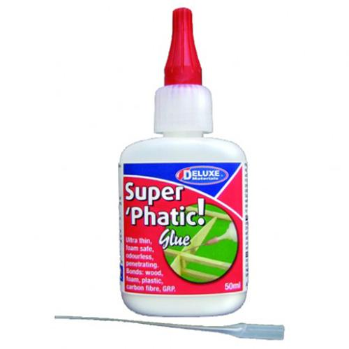 Deluxe Super 'Phatic! Glue
