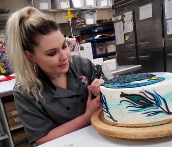 Meet Jen, lead Pastry Chef at Chocolate Carousel!