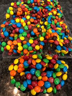 M&M Pretzels 6-Pack!