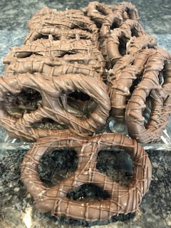 Milk Chocolate Pretzels 6-Pack!