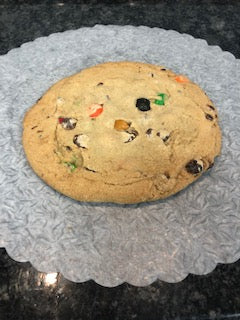 Jumbo M&M Cookie 6-Pack!