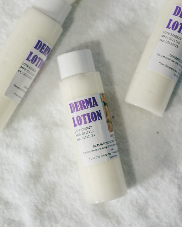 Derma Whitening Lotion 120ml