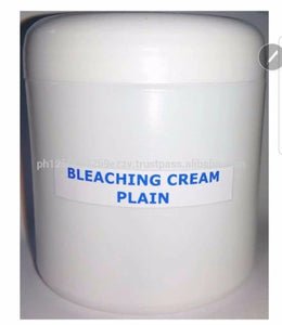 Bleaching cream plain white 500g $45
