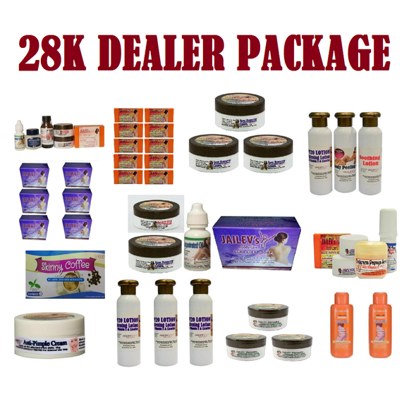 28K Dealership Package