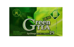 Jailev's Green Tea 25 bags