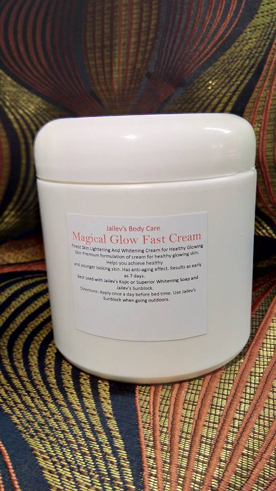 Magical Glow  Whitening Night Cream 500g $125 - BEST Seller