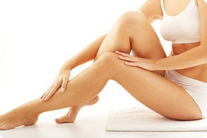 Lower Half Body Whitening with Scar Treatment Service