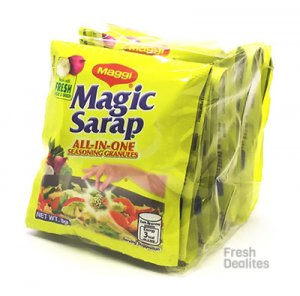 55 Packs MAGGI Magic Sarap (12pcs of 8g)
