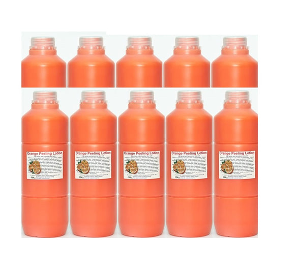 10 Liters Orange Peeling Lotion