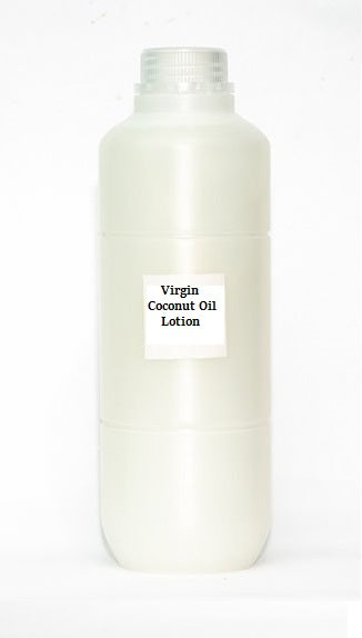 1 Liter Virgin Coconut Oil VCO Lotion with Instant Whitening and Sunscreen NPW