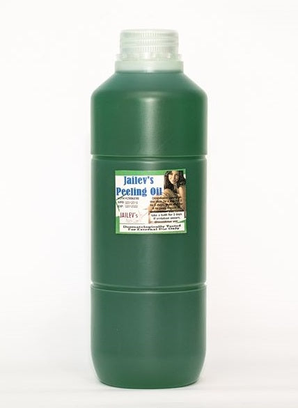 Jailev's Green Peeling Oil 1 Liter $68