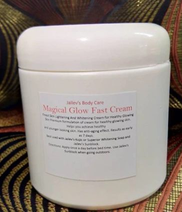 10pcs Magical Glow Fast Cream 500g / 17.637oz