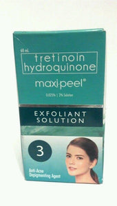 30pcs Maxipeel Face Solution No. 3 60ml