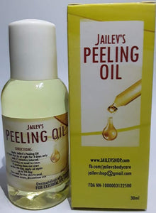 10pcs Jailev's Peeling Oil 30ml