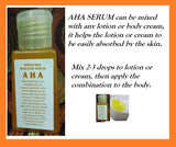 10 Liters AHA Serum Whitening Booster