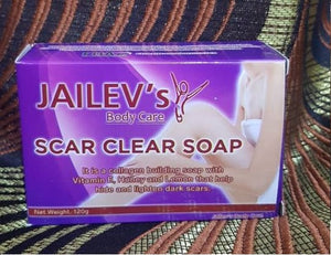 Scar Clear Soap 120g