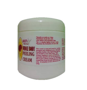 Whole Body Peeling Cream Premium (Advanced Formula)