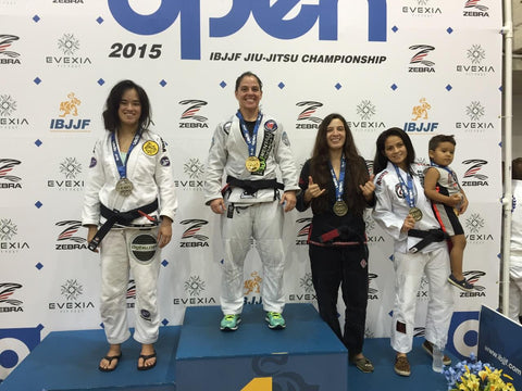 Sarah Black, IBJJF Miami Open 2015