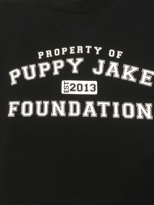 Property of Puppy Jake Foundation T-Shirt