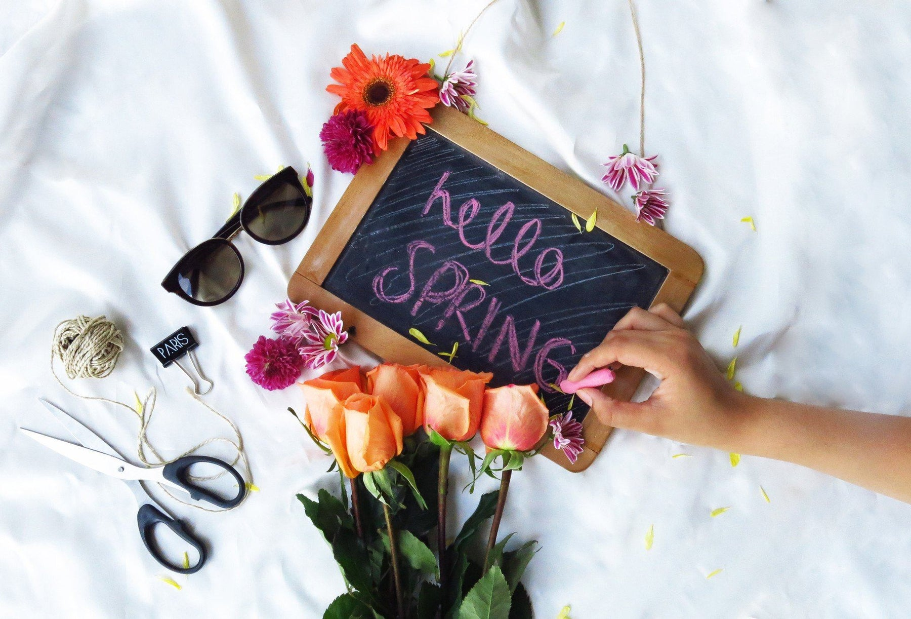 6 Ways To Welcome Spring In The Eternal Summer Land