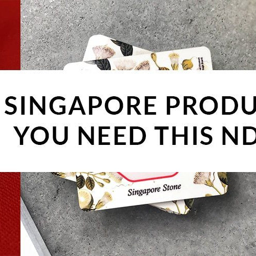 7 Singapore Products You Need This National Day - 2020 Edition