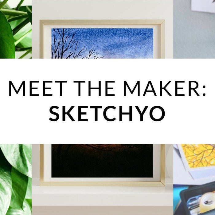 Meet The Maker : Sketchyo