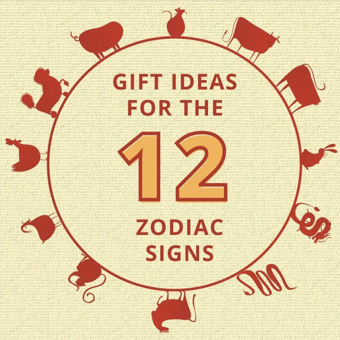 Gift Ideas for the 12 Zodiac Signs