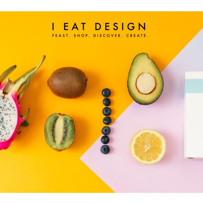 I EAT DESIGN - What Goes Behind Every Bite You Take
