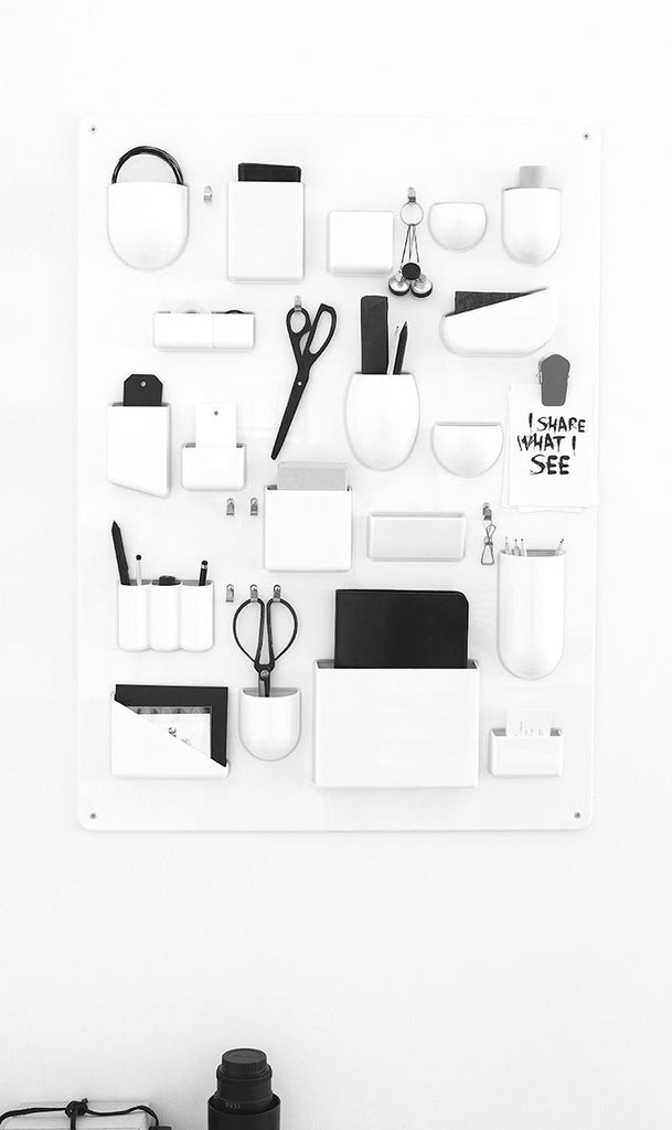 Tidy Workspace by Beeldsteil