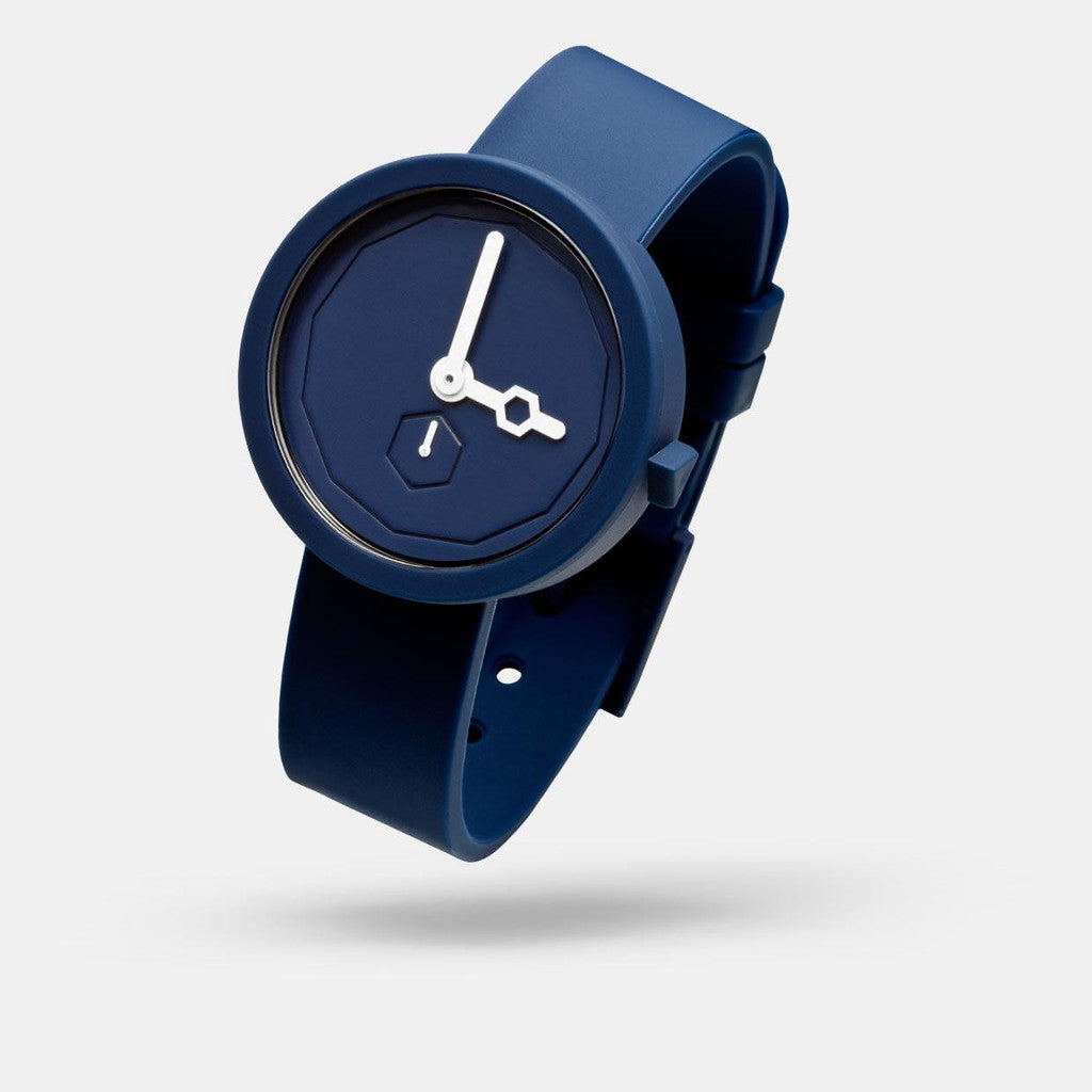 Classic Watch - Navy Ink