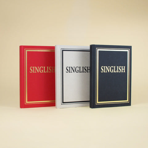 Farm Singapore - Singlish Notebook