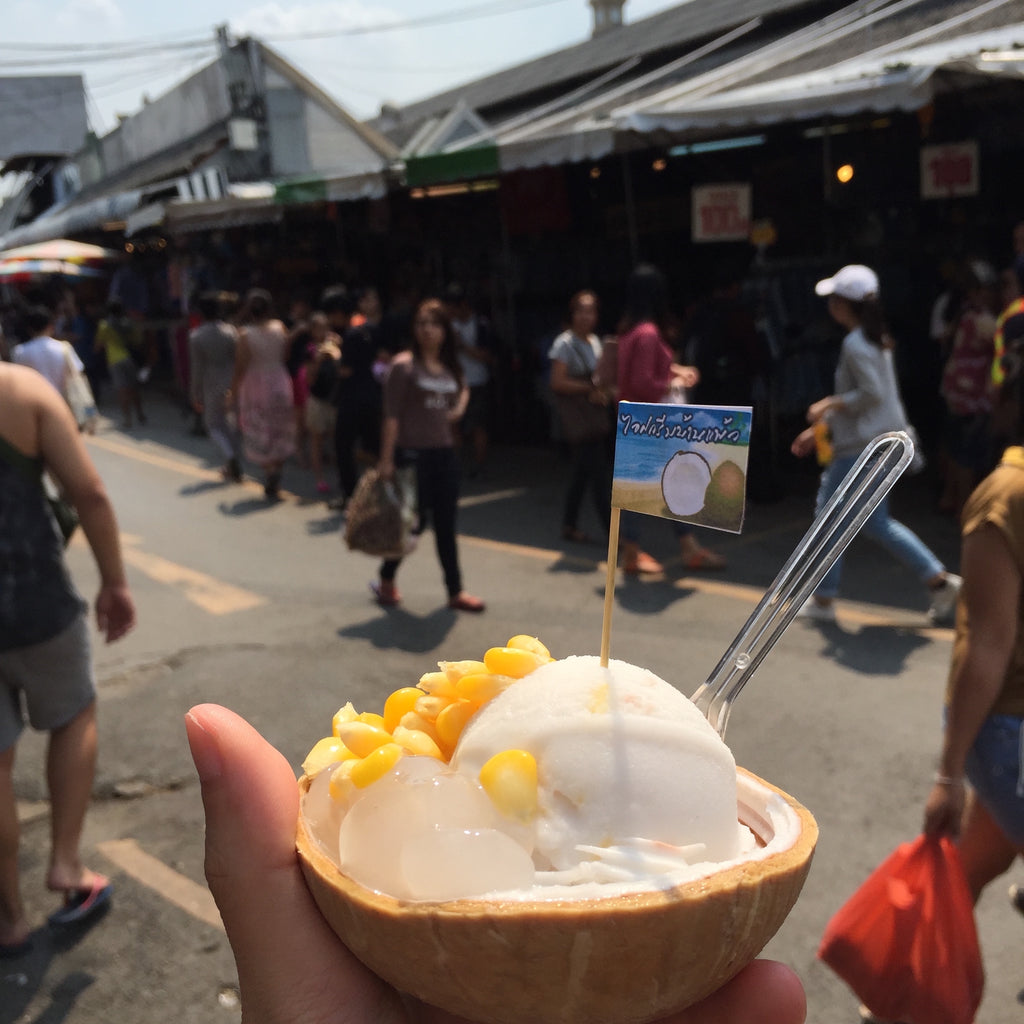 Chatuchak Coconut Ice Cream - Naiise.com