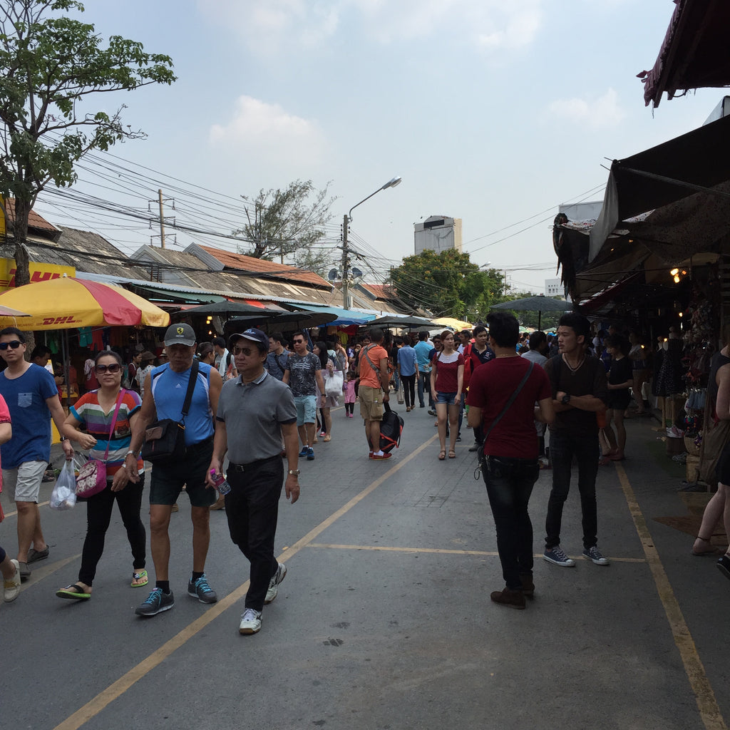 Chatuchak Weekend Market - Naiise.com