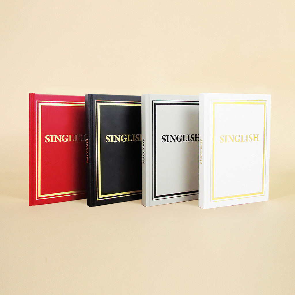 THE FARM STORE Singlish Notebook - Naiise.com