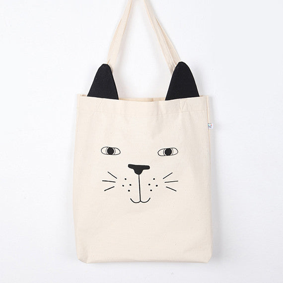 Naiise.com - Tinge The Cat Tote Bag