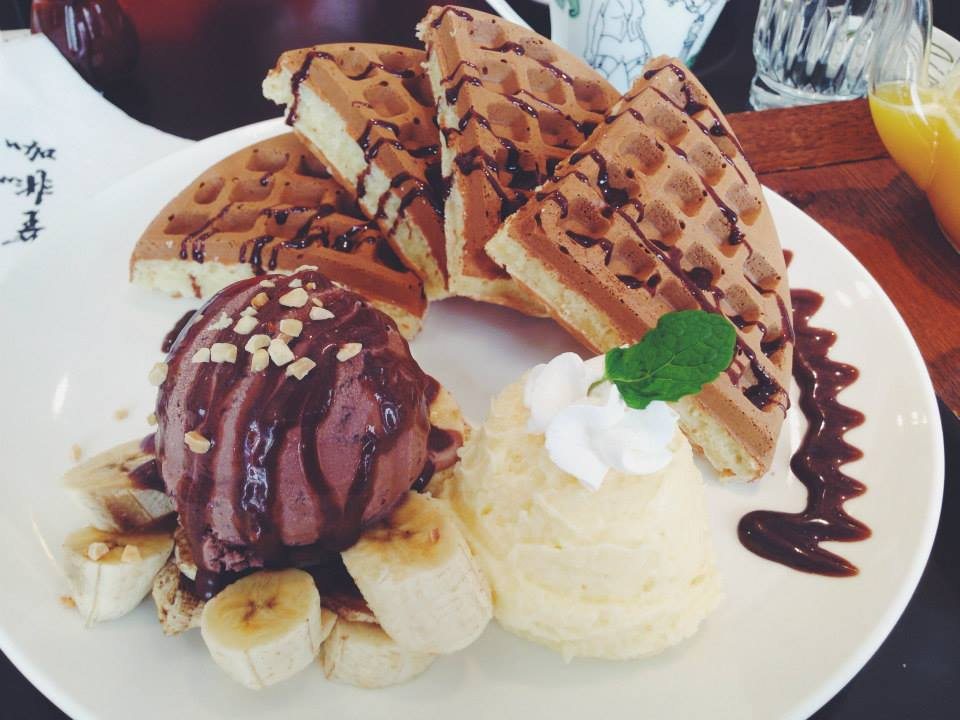 Coffee Alley Waffles - Naiise.com