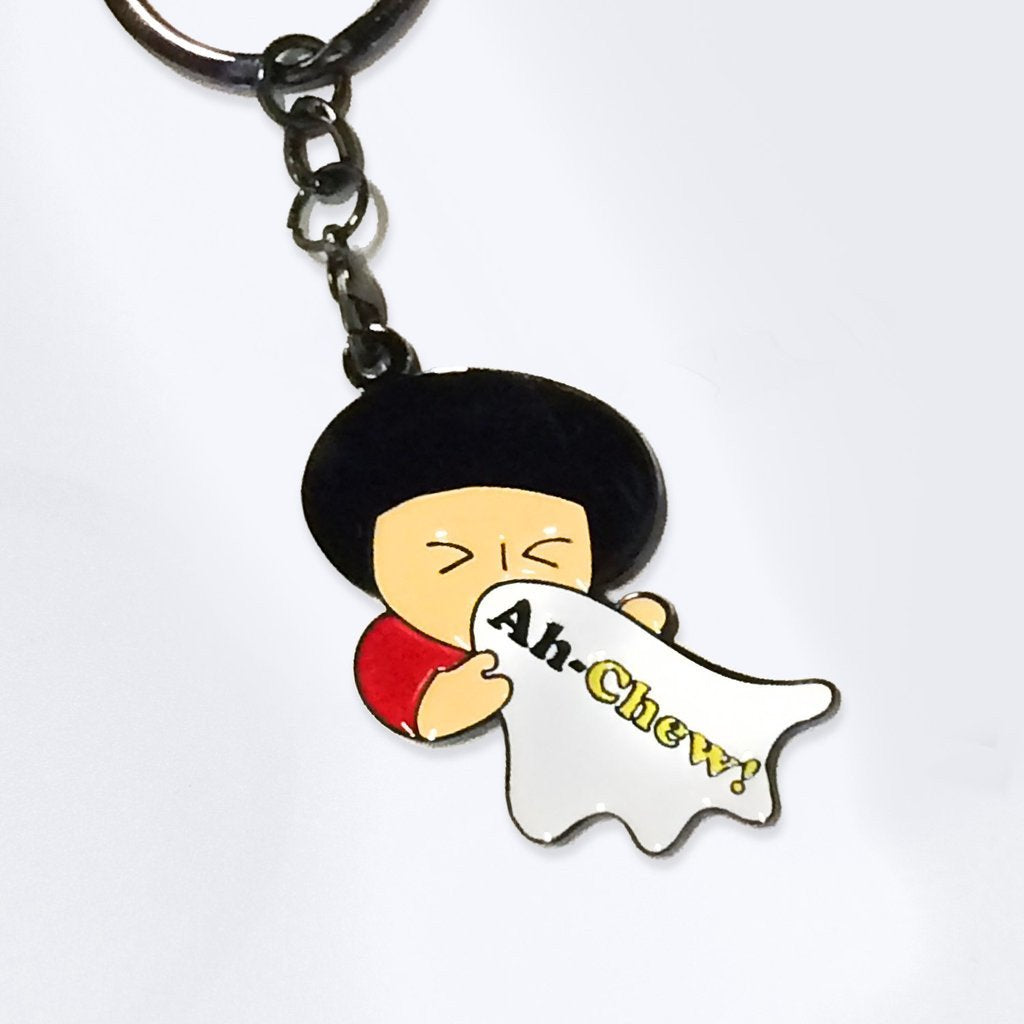20 Must Have Unique Singapore Souvenirs Naiise Scooter Vip Keychain