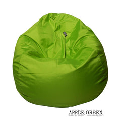 Green bean bag for Father's Day or for the home