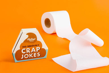 Ridley's 100 Crap Jokes - Card Games - The Planet Collection - Naiise