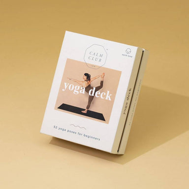 Luckies - YOGA DECK CARD 52 POSE for Yoga Beginner - Card Games - The Planet Collection - Naiise