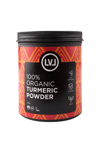 100% Turmeric Powder - 150g - Health Food - LVL - Naiise