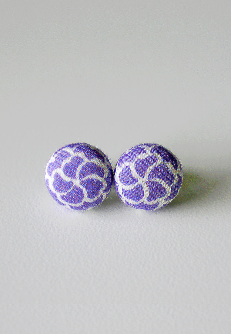 Maisy Posie Stud Earrings - Paperdaise Accessories - Naiise - 1