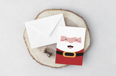 Santa Card - Christmas Cards - YOUNIVERSE DESIGN - Naiise