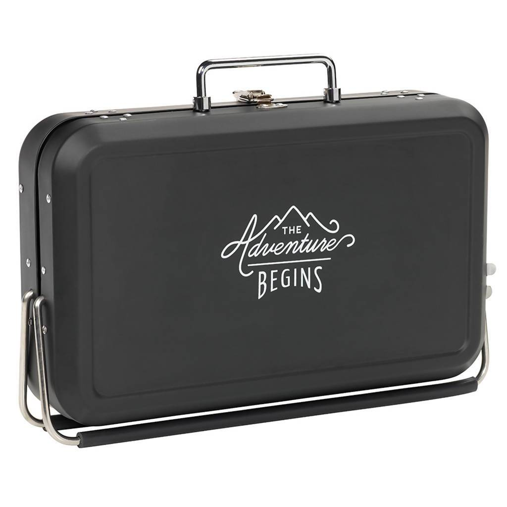Portable BBQ Suitcase - Travel Accessories - The Planet Collection - Naiise