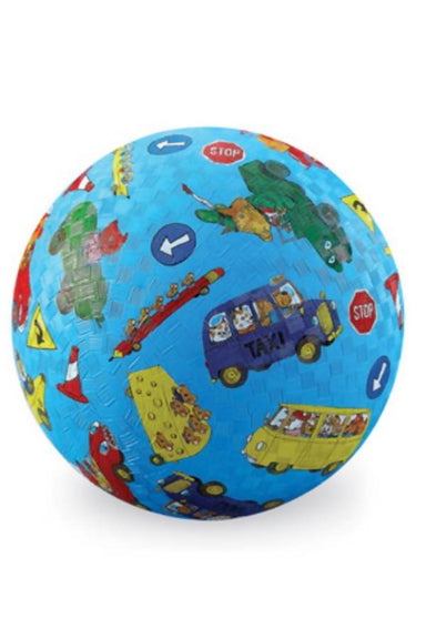 "Crocodile Creek Playball 7"" - Cars & Trucks - Kids Toys - The Children's Showcase - Naiise"